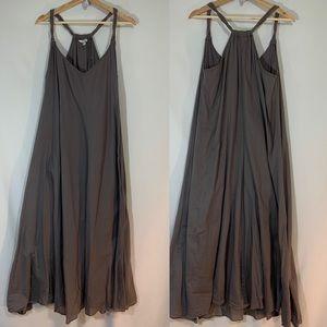Garnet Hill Maxi Dress size Large